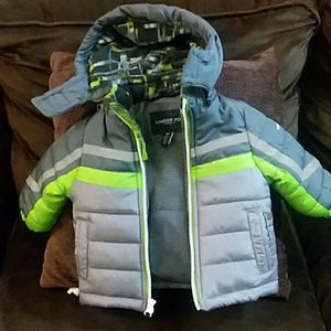 London Fog boys coat